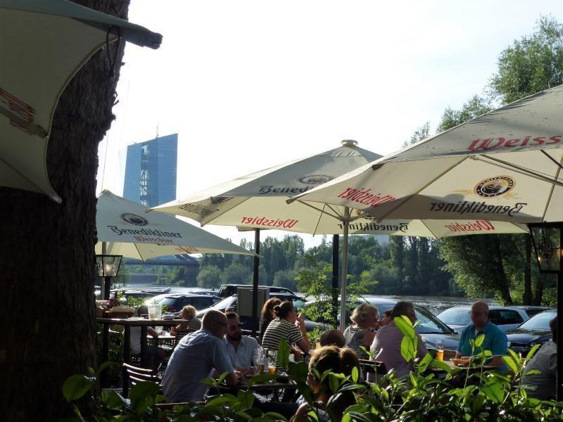 Borussia Restaurant Frankfurt
